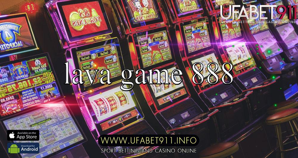 lava game 888
